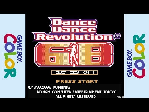 GBC - Dance Dance Revolution GB All Songs