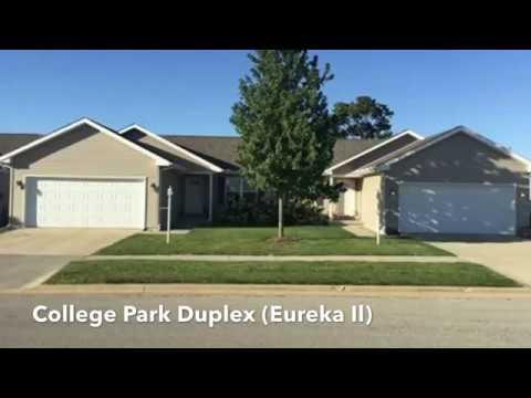 College Park Duplex Tour (Eureka Illinois) - BRT Property Management