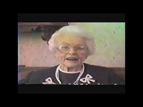 Gertrude Smith Harrod 1987 Interview