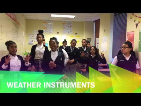 Science Songs Weather Instruments