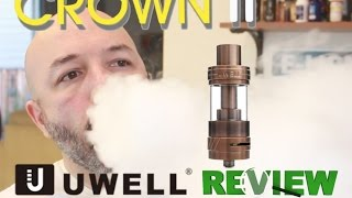 Uwell Crown 2 Review - Resolved Coil Issues