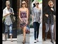 Celebrities Casual and Everyday Style