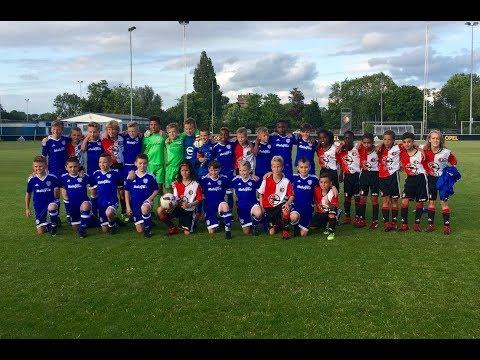 Feyenoord - Cardiff City u11