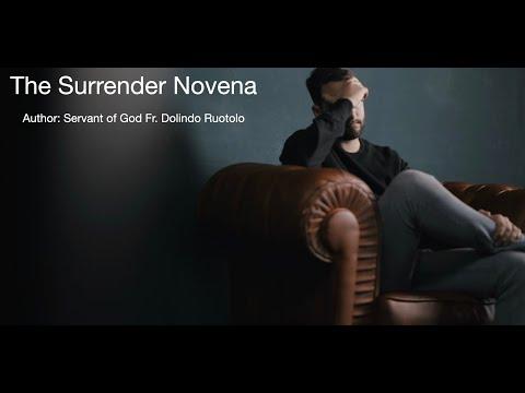 Complete Surrender Novena