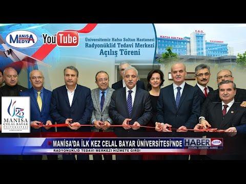 MCBÜ Hafsa Sultan Hastanesi Radyonüklid Tedavi Merkezi açıldı