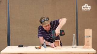 Builders Diy: Episode 6 - Bottle Bird Feeder