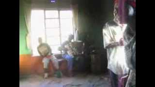 Music and dancing in Lesotho