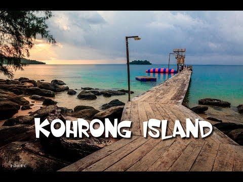 Sihanoukville - Kohrong Island, Cambodia travel diary