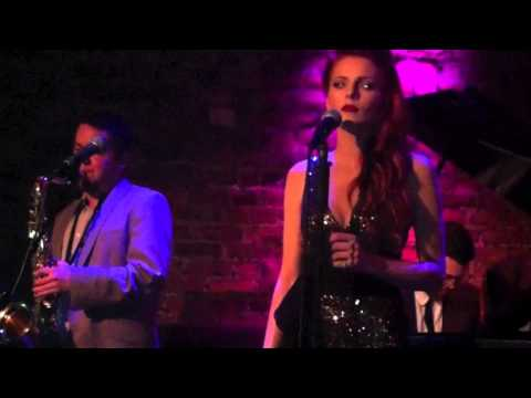 Have Yourself A Merry Little Christmas- Amber Skye Noyes- Live @ Rockwood Music Hall
