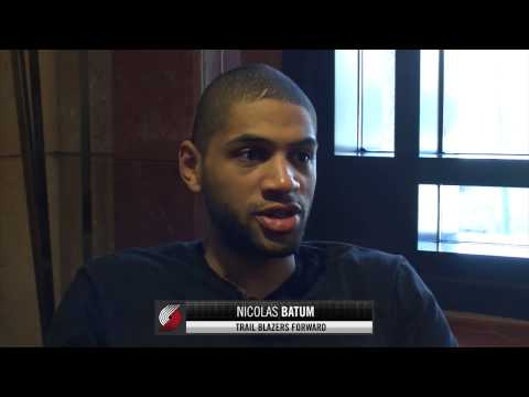 In Tune With Tone - Nicolas Batum