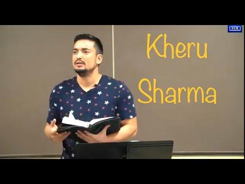Kheru Sharma- Only Believe    Nepali bachan