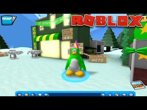 HE STOLE MY NAME!?!? | ROBLOX CLUB PENGUIN