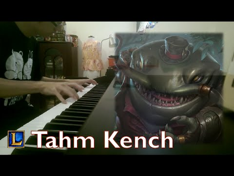 Guitar tahm kench guitar tabs : Tahm Kench - League of Legends Piano Cover - YouTube