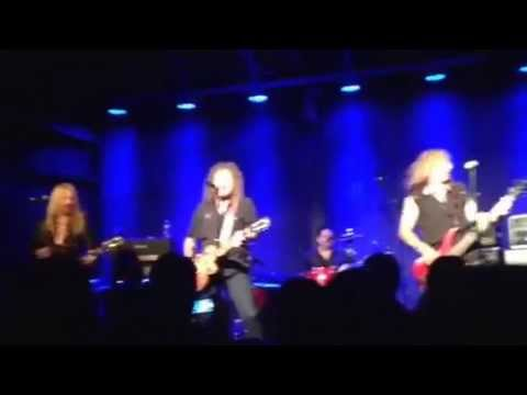 Y&T Open Fire Live at Tupelo Music Hall, Londonderry NH