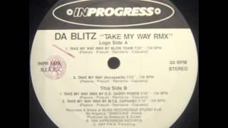 Da Blitz - Take My Way (Gabry Ponte Remix) mp3