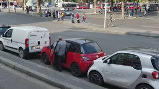 The Italian (parking) Job