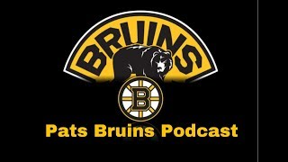 Bruins Week in Review Podcast! - So Much to Talk About! - Games 45-49