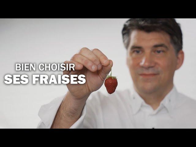 BIEN CHOISIR SES FRAISES by Gaël Orieux