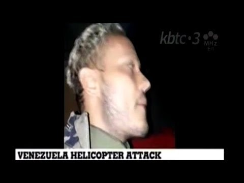 Police Helicopter Pilot That Dropped Grenades On Venezuela's Supreme Court Dies In Bloody Standoff!