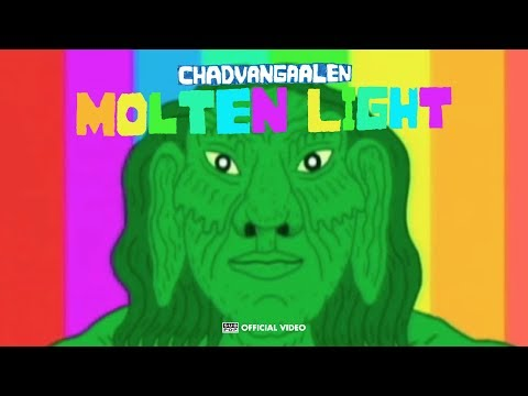 Клип Chad VanGaalen - Molten Light