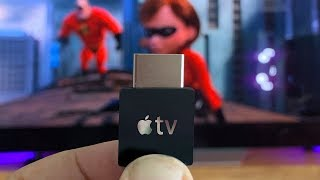 The Apple TV Dongle