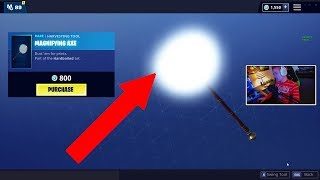 Fortnite Item Shop (GLITCHED OUT)