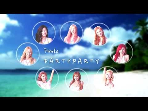 [Lyric M] Girls' Generation(SNSD) - PARTY