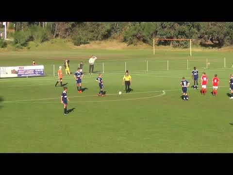 u13 ECU vs Joondalup Utd  240618 - 1st half