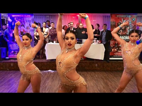 Jasso Dance Co. Ladies Salsa - I Love Bachata Social Summer