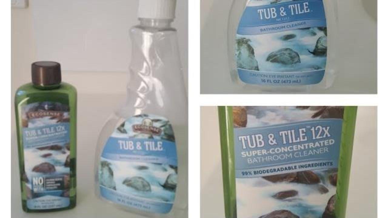 Melaleuca Tub & Tile - YouTube