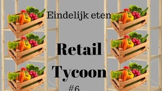 Eat Shop building Wednesday Roblox retail tycoon Part 6