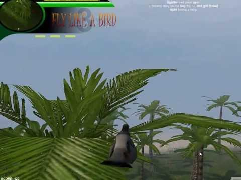 Летать как птица 3. Обзор игры