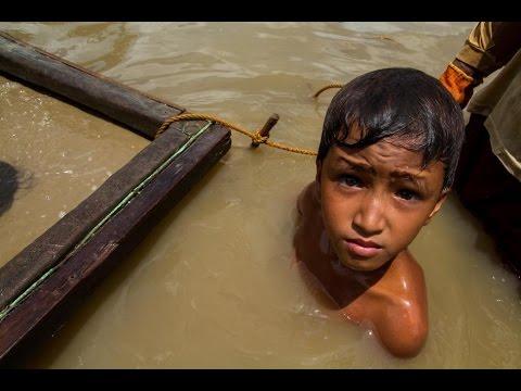 Philippines : Dangereux travail d'enfants dans des mines