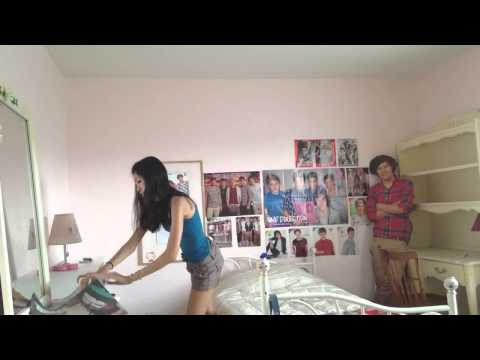 One Direction poster time lapse