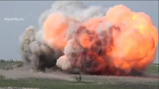 УР 77 Змей Горыныч оружие разминирования самая мощная в мире видео