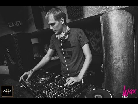 Dennis Frost at Wax Club Bangkok 17.01.15