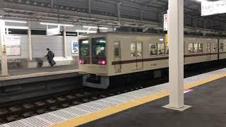 今日の新京成 8512F 北初富発車【鉄道系はなちゃん】