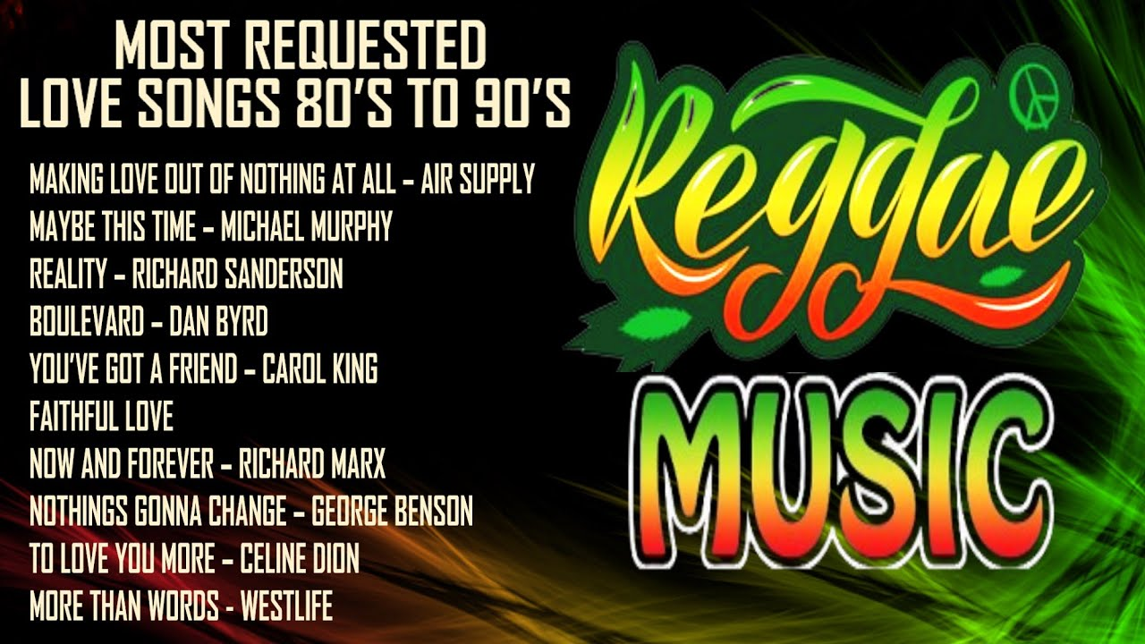 Download Relaxing Reggae Music 2021 || Love Songs 80's to 90's Reggae Music Compilation || Vol. 37 ||