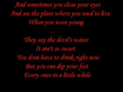 The Killers - When You Were Young(song&lyrics)