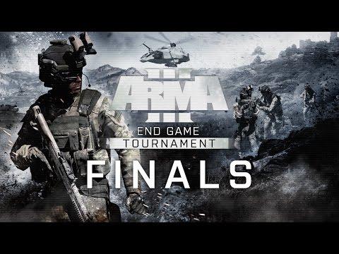 Arma 3 Live Stream - End Game Tournament: Finals
