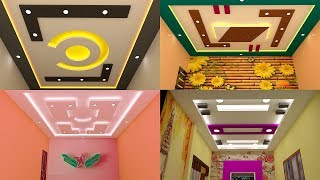 Modern house false ceiling Design For Living And Bedroom Gypsum Board False Ceiling Designs ideas