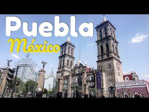 QUÉ HACER Y VER EN PUEBLA ︱ México 🇲🇽 ︱ De Viaje con Armando