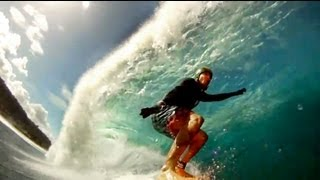 GoPro HD HERO Camera: North Shore Session with Sterls