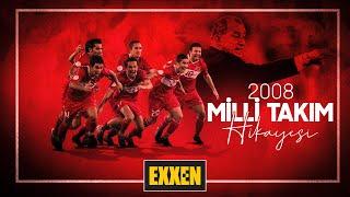 2008 Milli Takım Hikayesi 1 Ocak'ta #EXXEN 'de! ❤️🤍