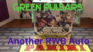 2018 Prizm Green Pulsars. Another RWB Auto!!!