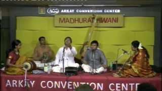 Maduradhwani- Vocal Duet By Carnatica Brothers.