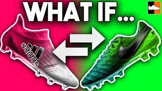What If adidas & Nike Switched Boot Colours?
