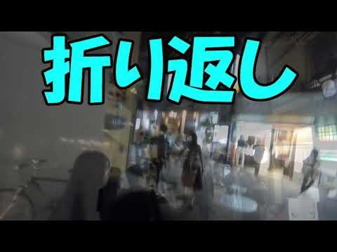 【観光・旅行】京都 先斗(ぽんと)町 Ponto cho 端から端まで歩いてみました。