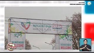 Red de salud - XX Juegos Mundiales para Trasplantados en 2015 - 24-08-15