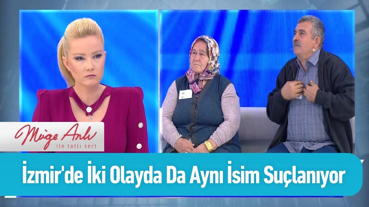 İzmir'de iki olayda da aynı isim suçlanıyor - Müge Anlı ile Tatlı Sert 16 Ekim 2019